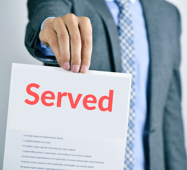 who is a process server